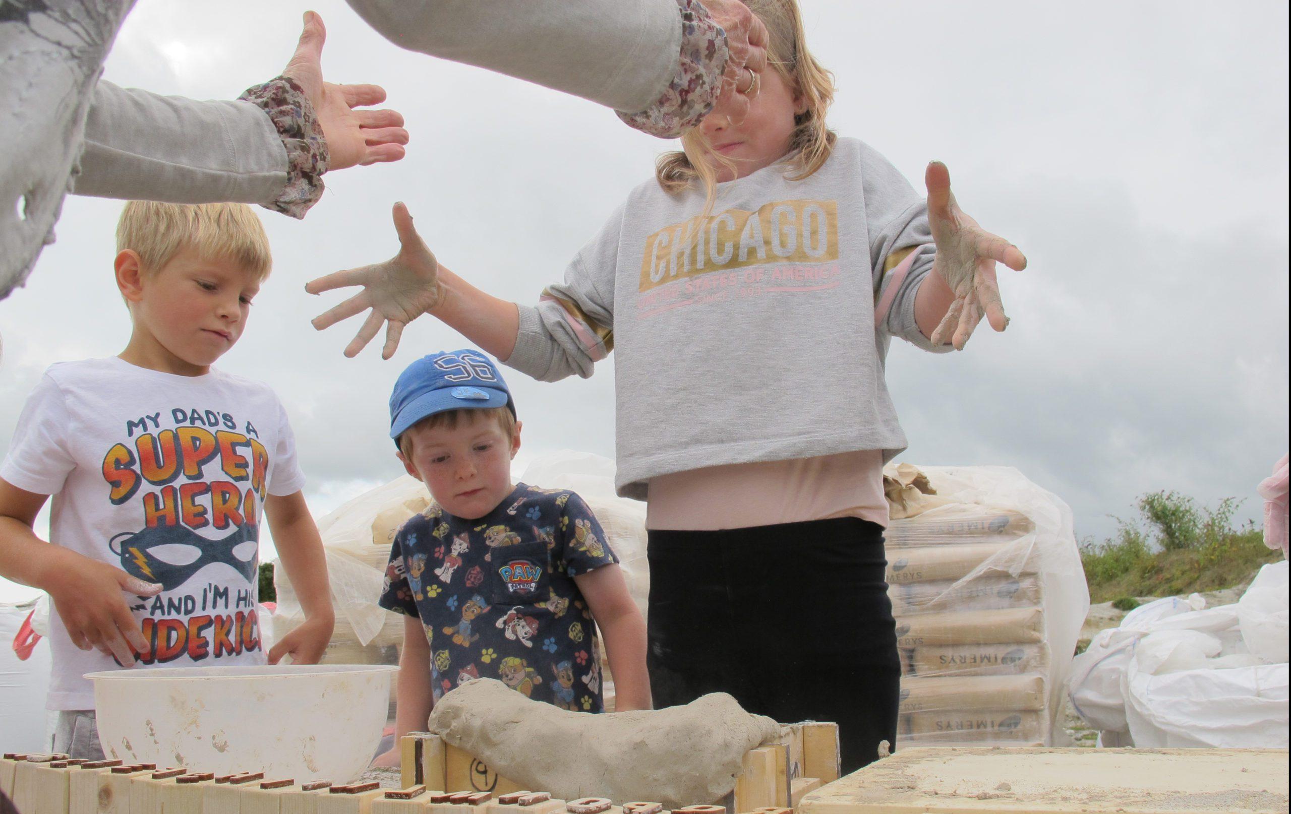 Brickfield Project Children