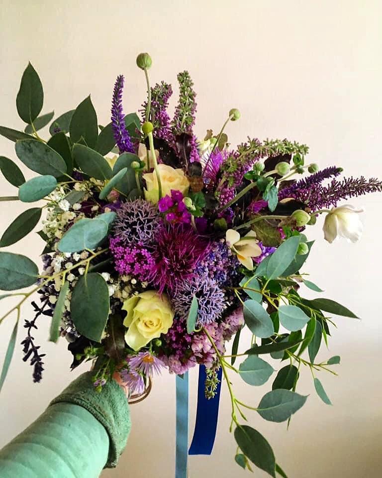 Sorrel Floral Designs bouquet